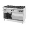 Cuisiniére Kitchen Line - 6 feux