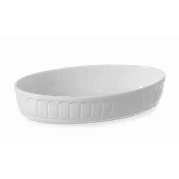 Rustica plat à four ovale
