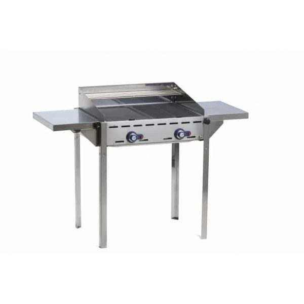 Tablette latérale pour barbecues Green Fire