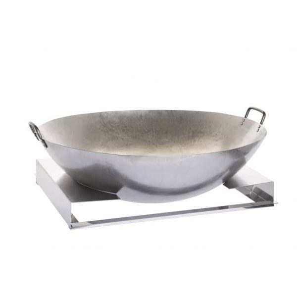 Support wok