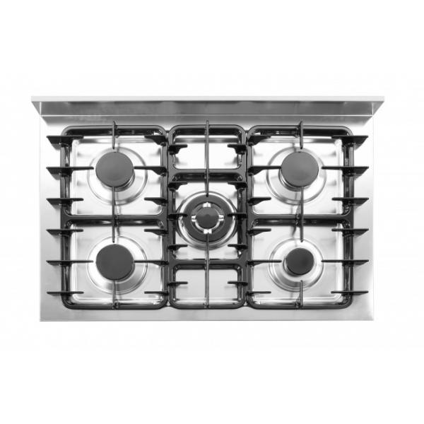 Table de cuisson à gaz - 5 feux