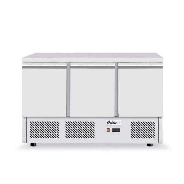 Réfrigerateur comptoir avec trois portes Kitchen Line 380 L
