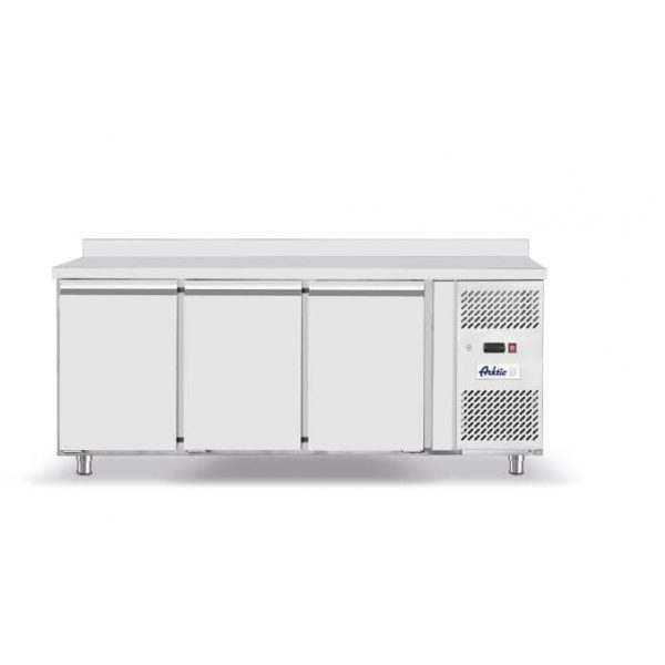 Réfrigérateur comptoir avec trois portes Profi Line 420L