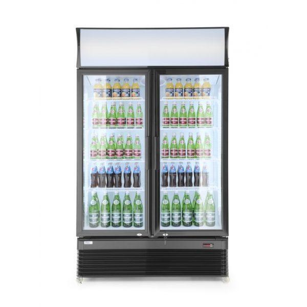 Armoire réfrigérée double porte 750L