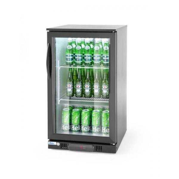Arrière de bar réfrigéré une porte 118 L
