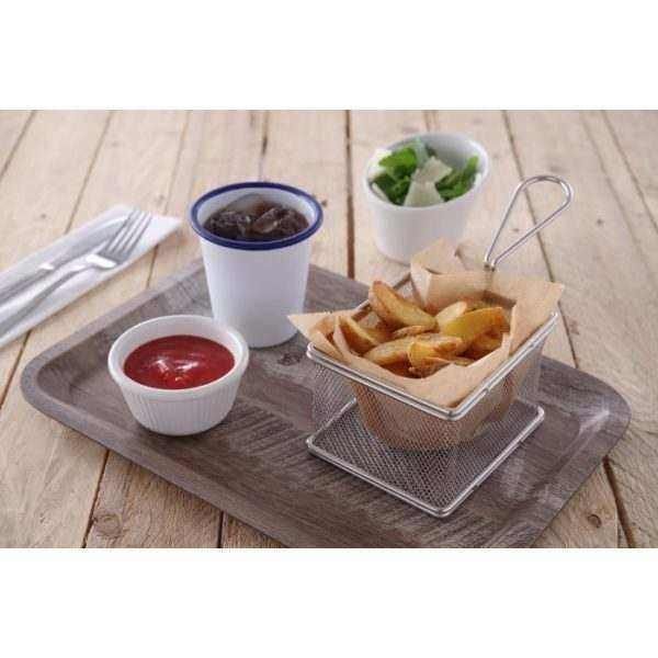 Paniers à frites miniatures