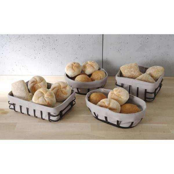Corbeille à pain avec sachet