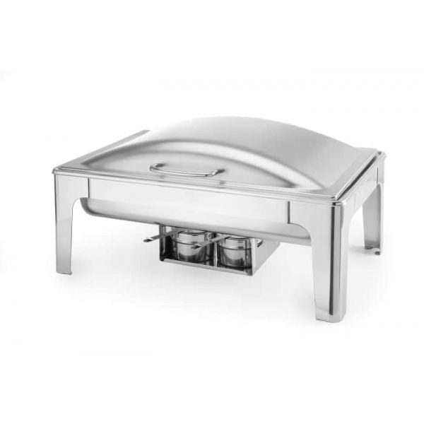Chafing dish GN 1/1 finition satiné