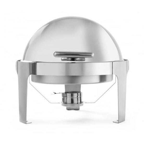 Rolltop-Chafing dish - rond