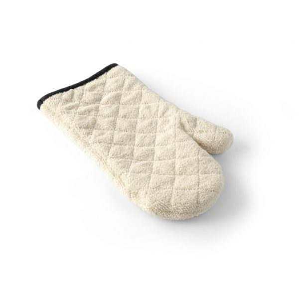 Moufles anti-chaleur en coton