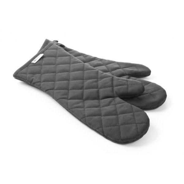 Moufle anti-chaleur en coton ignifuge