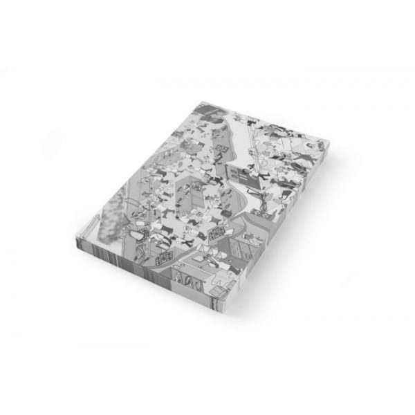 Set de table en papier sulfurisé