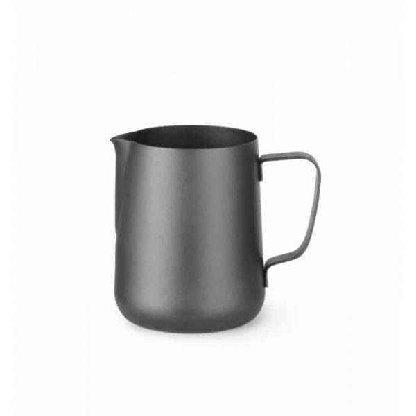 Pot à lait noir