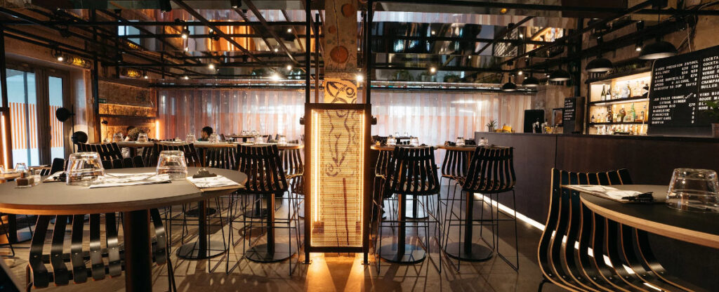 materiel chr cafe bar